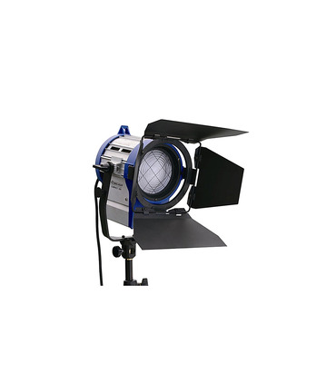 Studio Light HMI Compact Fresnel 200 Watts Kit