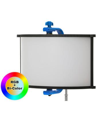 Studio LED LIght Cinelight SKYHUE Studio RGBW - Curved design