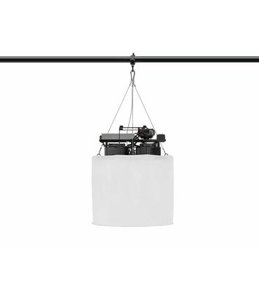 Studio LED Light Soft SpaceLED 800W Bi-Color White Skirt