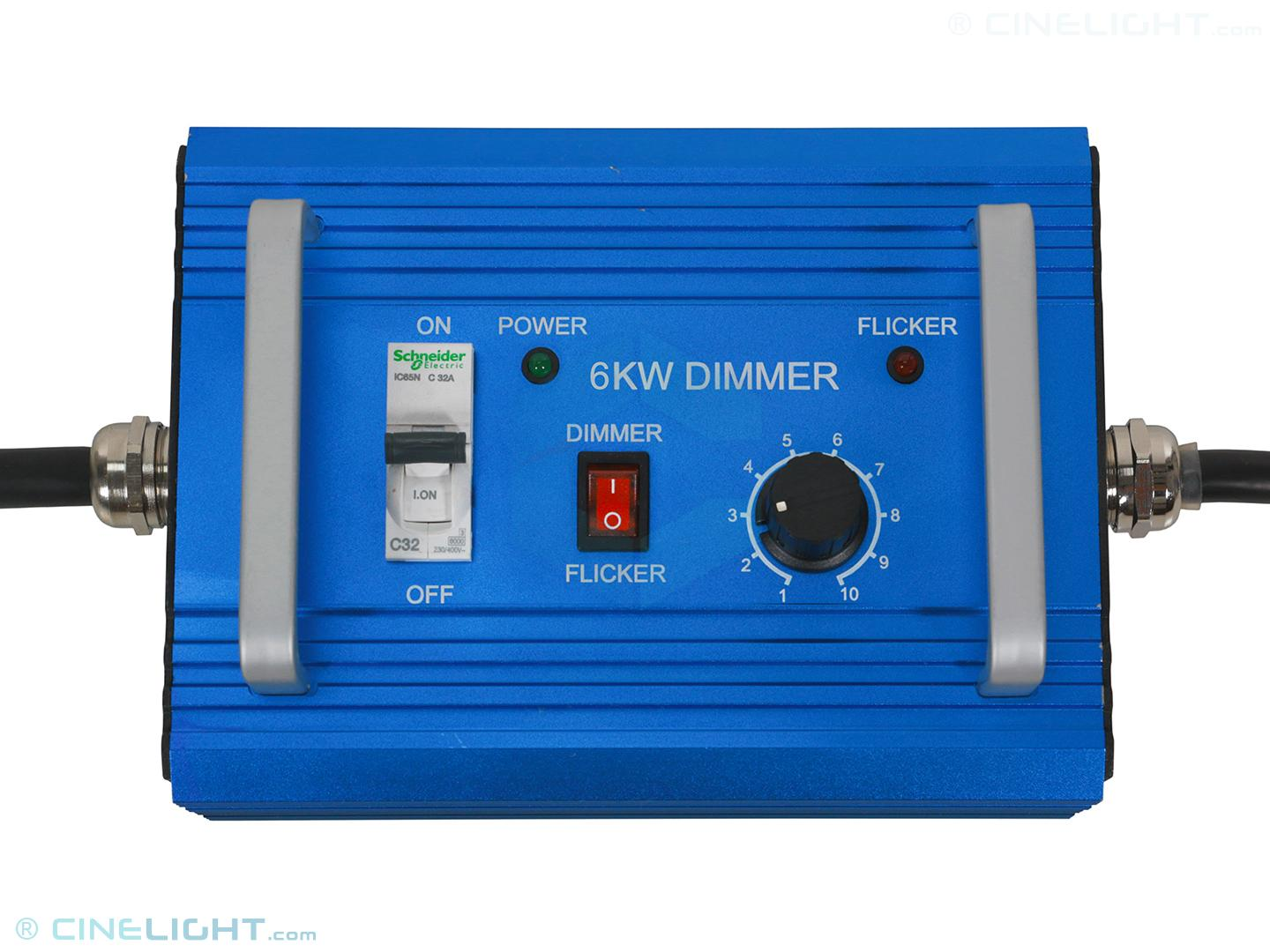 Light Dimmer - 6000 watts