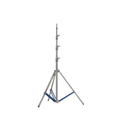 Light Stand 3.00 m - Stainless Steel (HD)