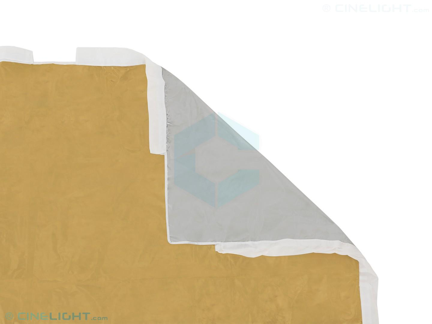 Silver / Gold Fabric