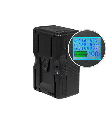 V-Lock Battery 280Wh 14.8V Digital Display