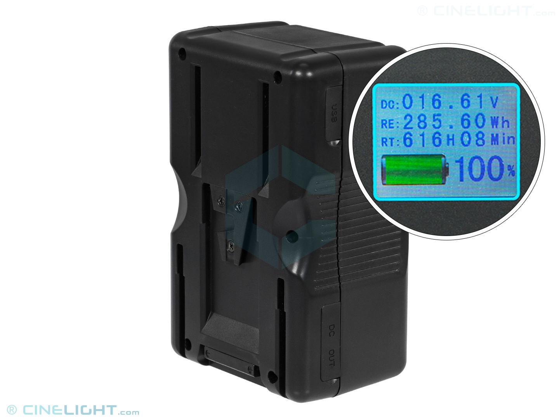 V-Lock Battery 280Wh