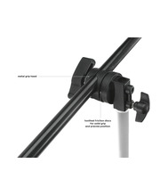 Boom Arm with Counterweight for Film Studio