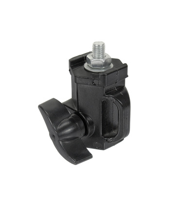 Spigot Receiver 16mm with secure lock
