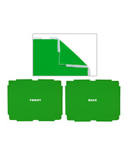 Cinema Studio Accessory for Butterfly - Chroma Green Fabric
