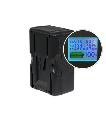 V-Lock Battery 190Wh 14.8V Digital Display