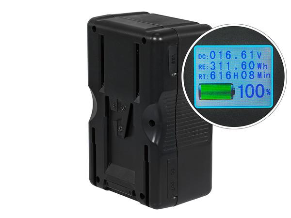 V-Lock Battery 310Wh