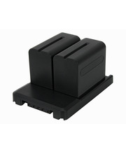 Video Accessory Battery Adapter Sony NP-F / L to V-Mount