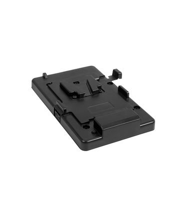 External V-Lock Battery Plate