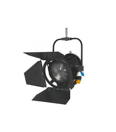 Studio Fresnel 2000 watts - Pole Operated (black)