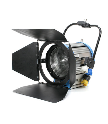 Studio Fresnel 2000 watts - Pole Operated