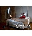 LED Light Flexible CineLED L Bi-Color - In Use