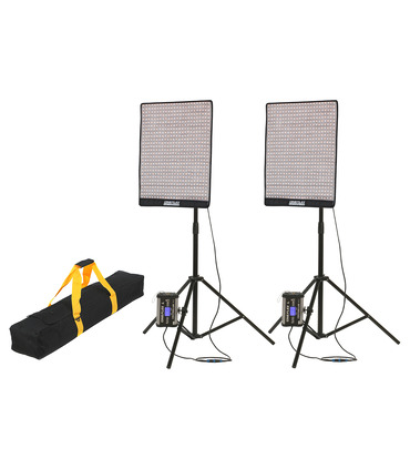 "CineFLEX ""L"" 100W Bi-Color 2-Light Kit"
