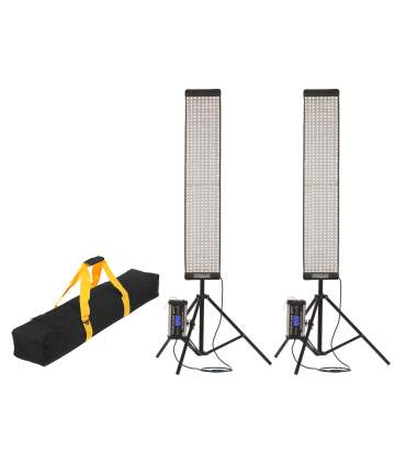 "CineFLEX ""4FT"" 100W Bi-Color 2-Light Kit"