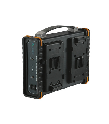 Quick Battery Charger - Dual V-Mount