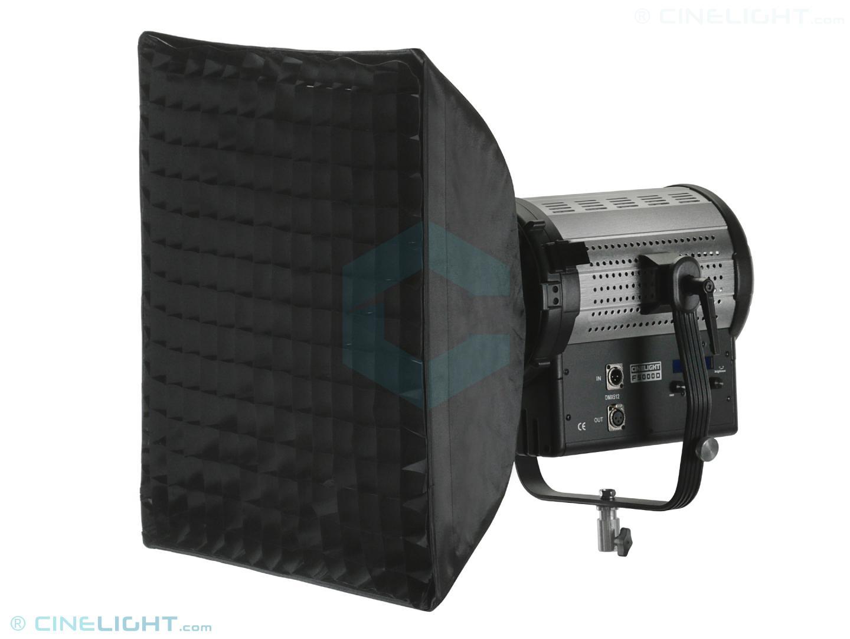 Softbox kit for Studio LED Fresnel - 60x60 cm
