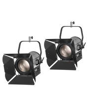 Studio LED Fresnel 500W Bi-Color Pack